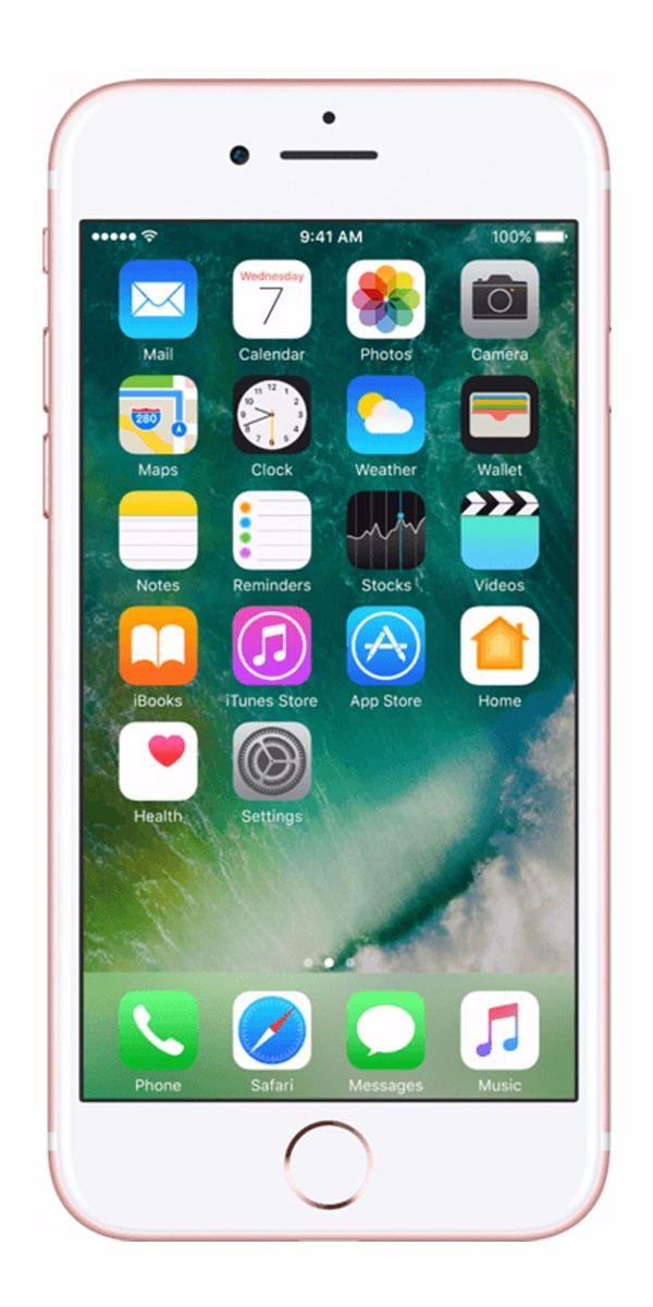 IPhone 7 Plus 32GB Black - Apple (UK)